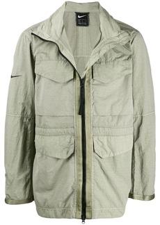 Nike patch pocket jacket