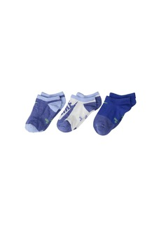 Nike Performance Lightweight Dri-FIT™ No Show Training Socks 3-Pair Pack (Little Kid/Big Kid)