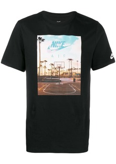 Nike photographic Swoosh T-shirt