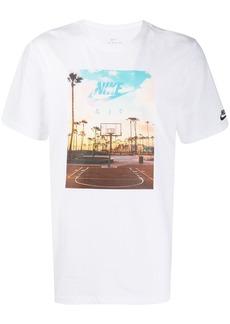Nike photographic T-shirt