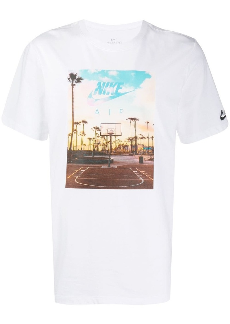Nike photographic T-shirt