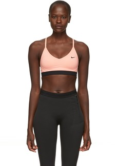 Nike Pink Indy Bra