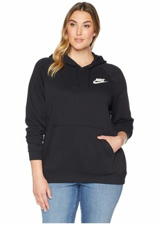 Nike Plus Size Rally Extended Hoodie