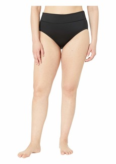 Nike Plus Size Solid Full Bottoms