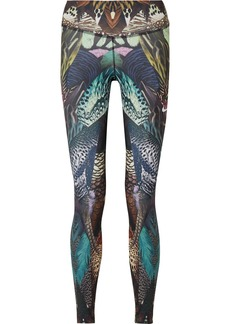 Nike Power Printed Dri-fit Stretch Leggings
