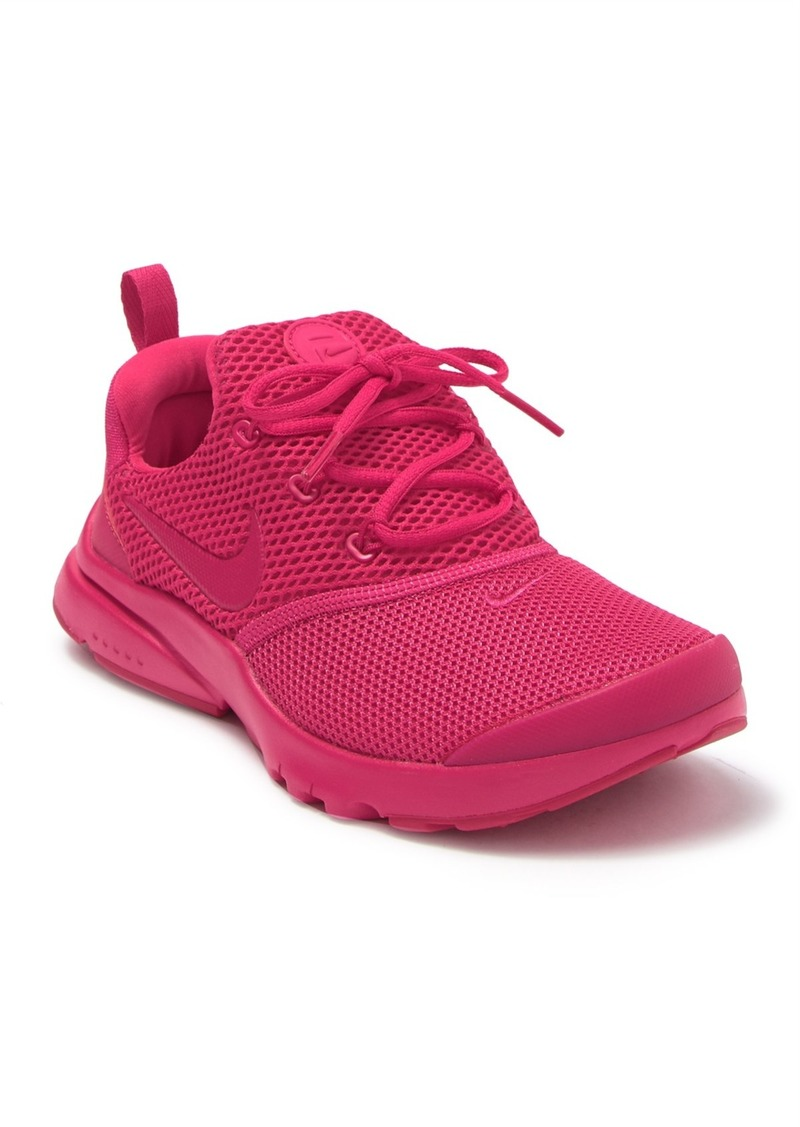 Nike Presto Fly Mesh Sneaker (Little Kid)