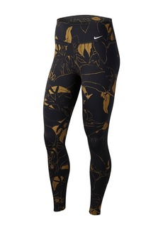 Nike Printed High Rise Leggings
