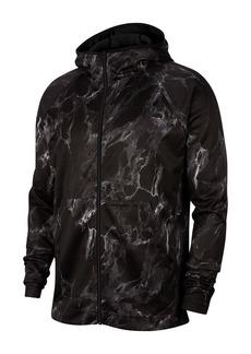 Nike Printed Spotlight Hoodie Zip Jacket