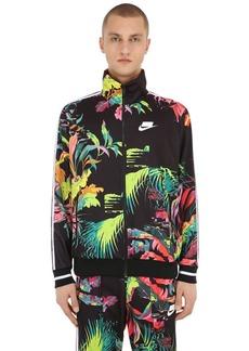 Nike Printed Techno Track Jacket