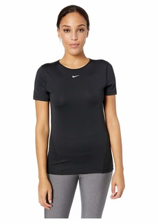 Nike Pro All Over Mesh Short Sleeve Top