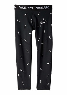 Nike Pro All Over Print Capris (Little Kids/Big Kids)