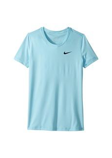 Nike Pro Cool Short Sleeve Training Top (Little Kids/Big Kids)