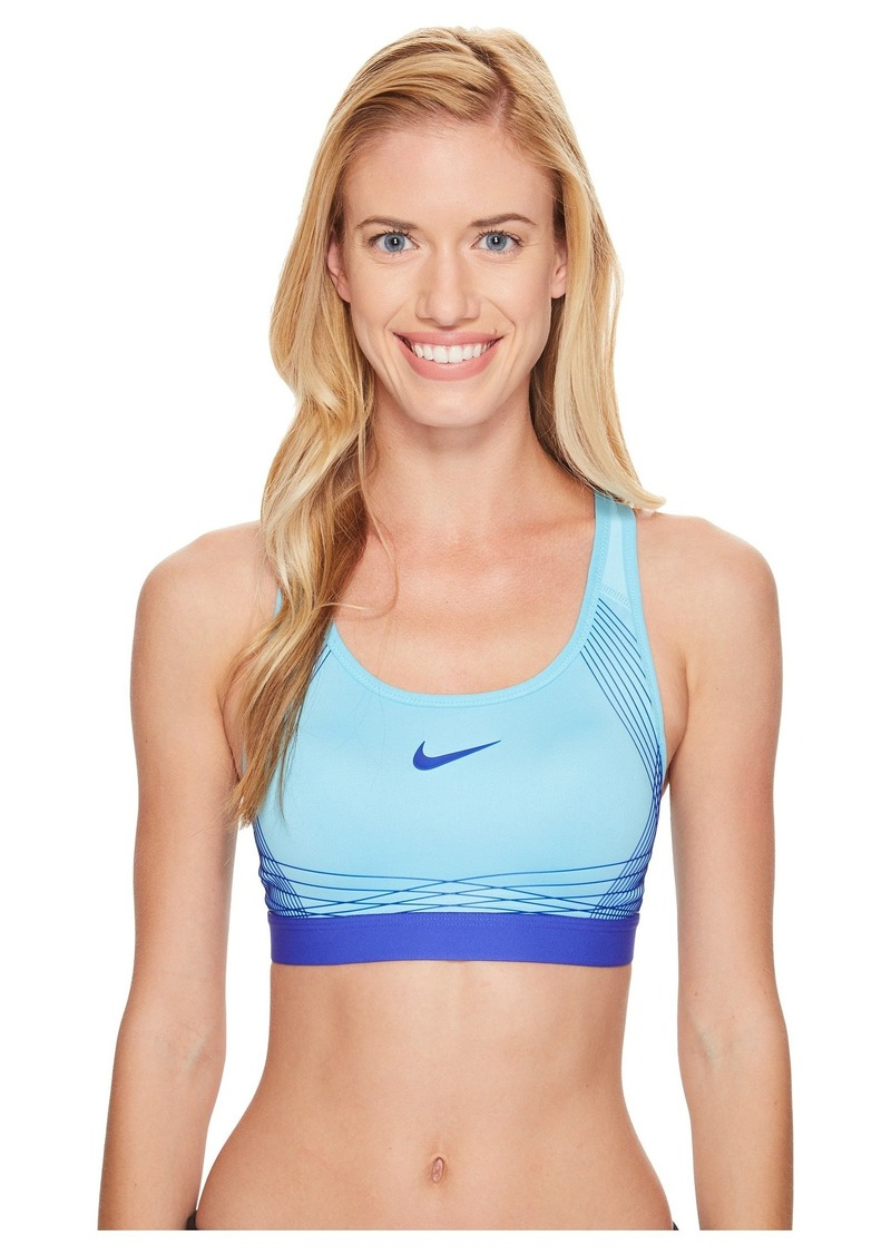 7181a6d54e7 Nike Pro Hyper Classic Padded Medium Support Sports Bra