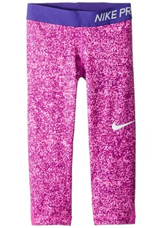 Nike Pro Print Capri (Little Kids/Big Kids)