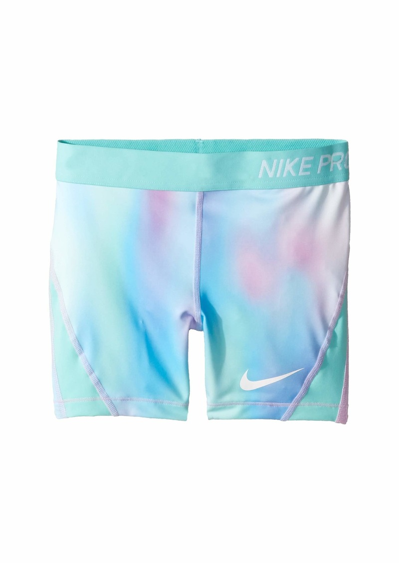 4a22a7c7 Nike Pro Printed Boyshorts (Little Kids/Big Kids)   Shorts