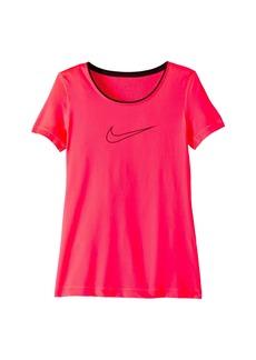 Nike Pro Short Sleeve Top (Little Kids/Big Kids)