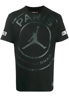 Nike PSG logo short-sleeve T-shirt