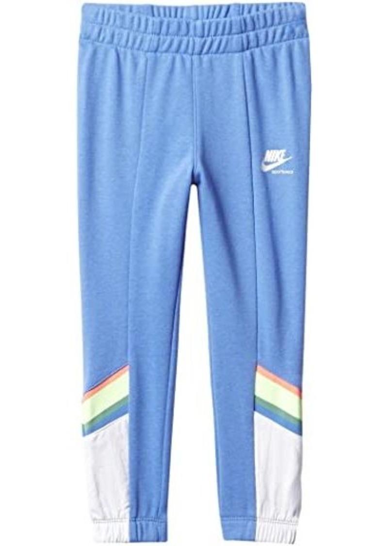Nike Rainbow Trim Joggers (Toddler/Little Kids)
