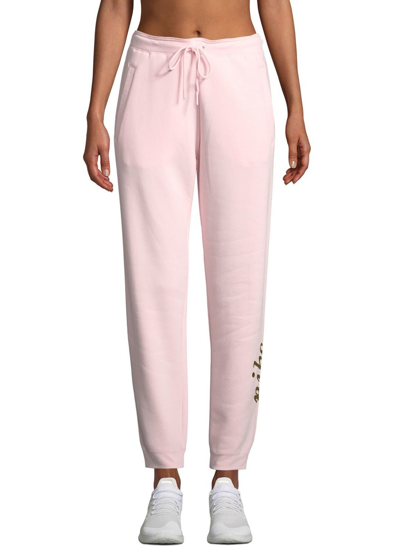 cost charm special for shoe superior quality On Sale today! Nike Rally Logo Drawstring Jogger Sweatpants
