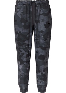 Nike Rebel Camouflage-print Dri-fit Jersey Track Pants