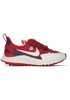 Nike Red Gyakusou Zoom Pegasus 36 Sneakers