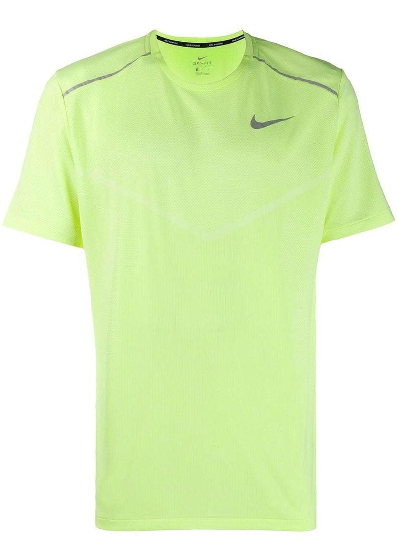 Nike reflective logo T-shirt