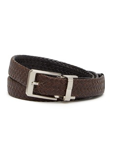Nike Reversible Braided Belt