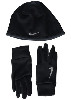 Nike Run Thermal Hat and Gloves Set