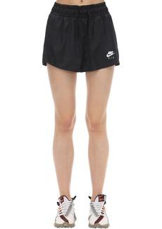 Nike Satin Shorts