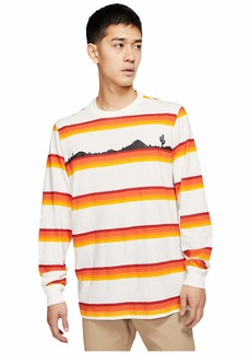Nike SB Long Sleeve 4 Wheelin All Over Print Tee