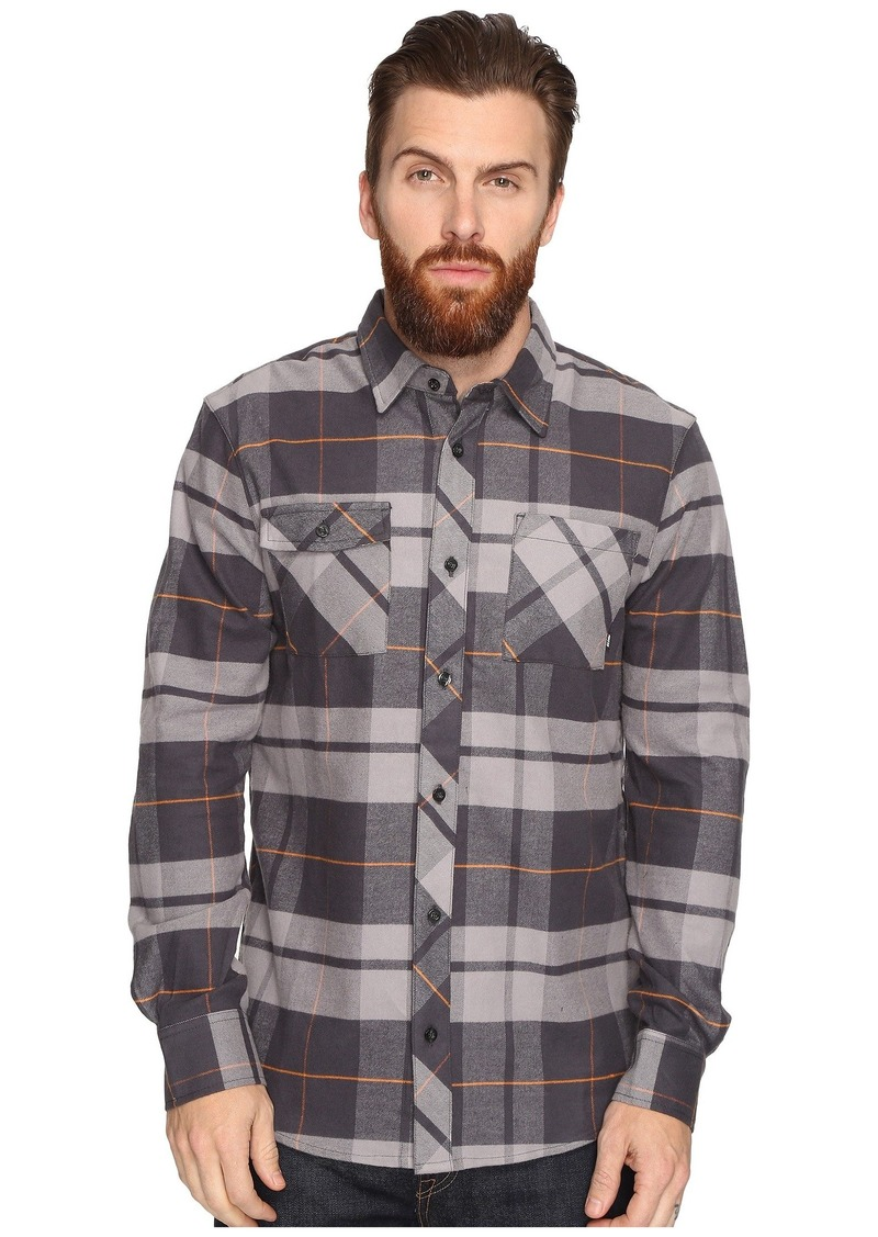Nike SB Plaid Woven Long Sleeve Shirt