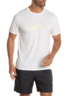 Nike Short Sleeve Breathe Running T-Shirt