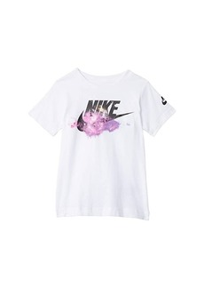 Nike Short Sleeve Galaxy Logo Graphic T-Shirt (Little Kids)