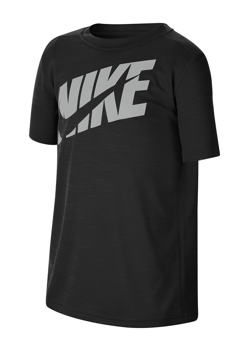 Nike Short Sleeve Training Tee (Big Boys)
