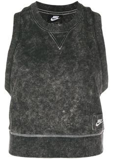 Nike side logo tank top