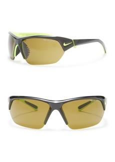 Nike Skylon Ace 69mm Wrap Sunglasses