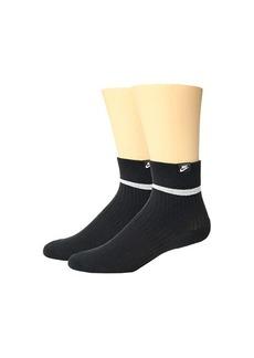 Nike Sneaker Sox Essential Ankle Socks 2-Pair Pack