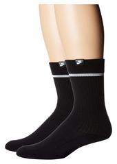Nike Sneaker Sox Essential Crew Socks 2-Pair Pack