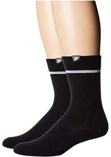 Nike Sneaker Sox Essential Crew Socks 2-Pair Pack