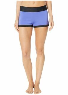 Nike Solid Splice Kick Shorts