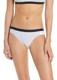 Nike Sport Mesh Bikini Bottoms