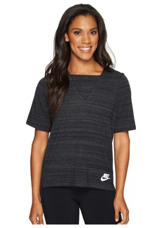 Nike Sportswear Advance 15 Short Sleeve Top