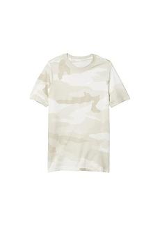 Nike Sportswear All Over Print Camo Futura Tee (Big Kids)