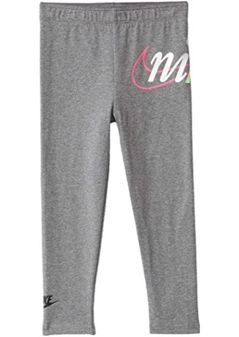 Nike Sportswear Graphic Leggings (Toddler)