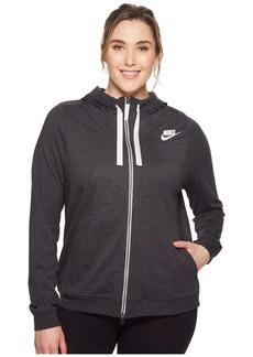 Nike Sportswear Gym Classic Full-Zip Hoodie (Size 1X-3X)