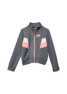 Nike Sportswear Heritage Zip-Up Jacket (Little Kids)