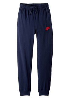 Nike Sportswear Jersey Pant (Little Kids/Big Kids)
