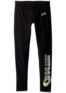 Nike Sportswear Just Do It Legging (Little Kids/Big Kids)