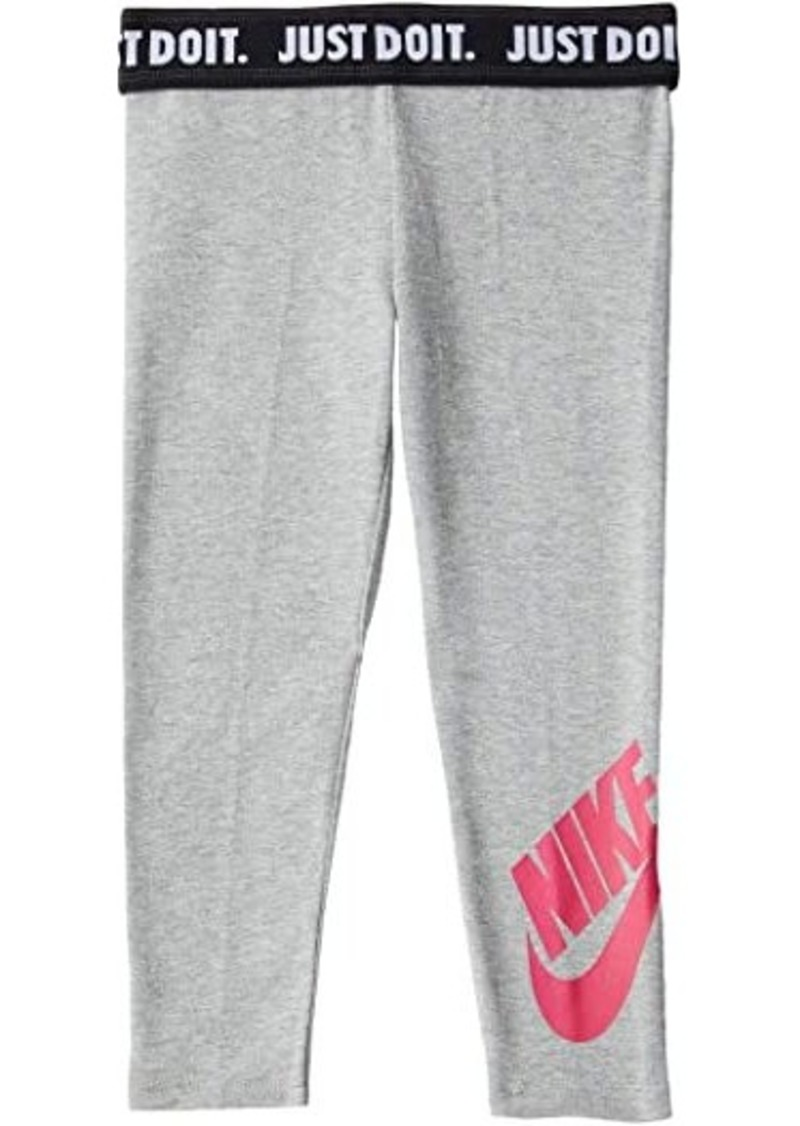Nike Sportswear Leg A See Legging (Little Kids)