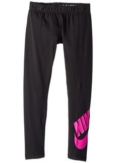Nike Sportswear Leg-A-See Tight (Little Kids/Big Kids)